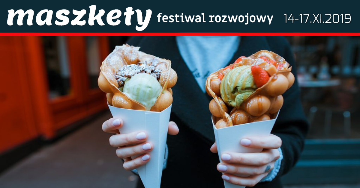 Festiwal Rozwojowy MASZKETY 2019